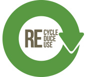 Go Green: Reduce Reuse Recycle