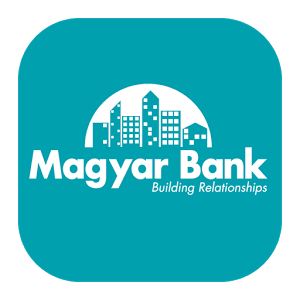 Magyar Bank Google Play App Icon